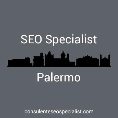 SEO Specialist Palermo