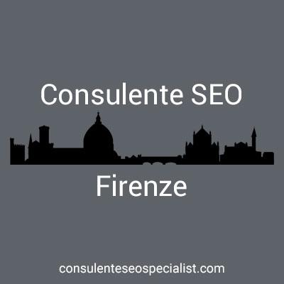 Consulente SEO Firenze