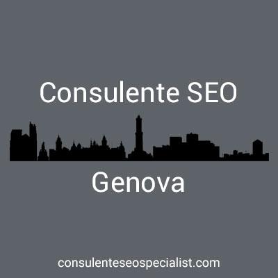 Consulente SEO Genova