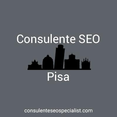 Consulente SEO Pisa